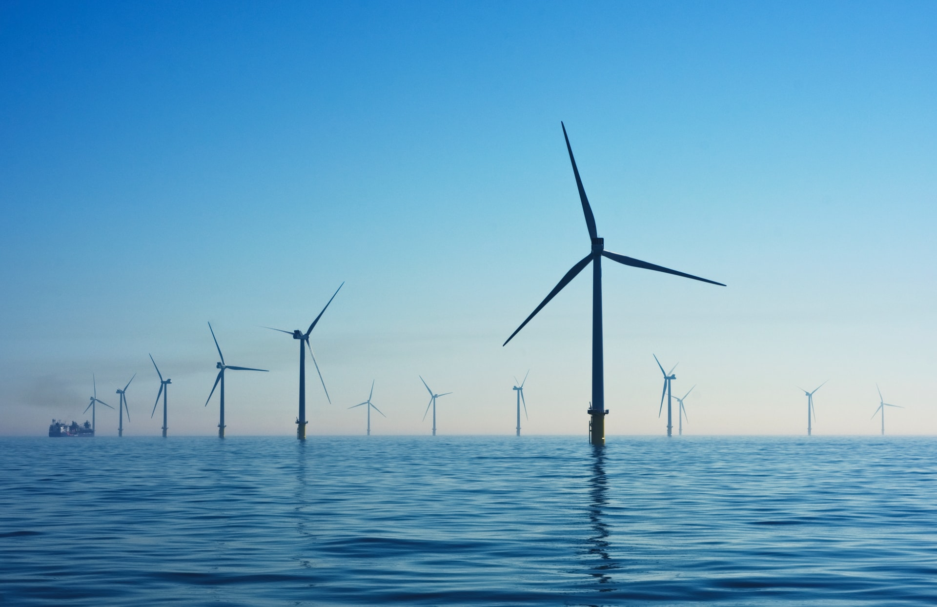 <p>Ocean-based renewable energy can help significantly expand renewable energy capacity, especially for coastal and island countries. Photo by Nicholas Doherty/Unsplash</p>